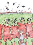 ترکشهای جنگ ترکیه به فوتبال هم رسید!