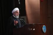 روحانی: اگر در مسائل استراتژیک به نتیجه نرسیدیم، همهپرسی کنیم