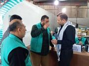 بازدید معاون هماهنگی امور عمرانی استاندار مازندران از موکب های استان در کربلای معلی