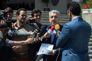 فیلم | توضیحات وزیر نیرو درباره طرح انتقال آب دریای خزر به سمنان