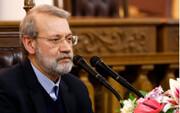 انتقاد صریح لاریجانی از حرفهای نیشگویانه برخی سیاسیون/ نباید به بهانه فساد کارخانهها را تعطیل کرد