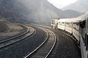 امکان اتصال راهآهن ایران به چین و روسیه فراهم شد