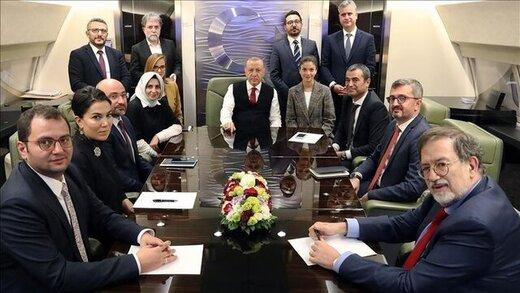 اردوغان: آتشبسی در کار نیست/ارتش سوریه در منبج مانع ما نیست