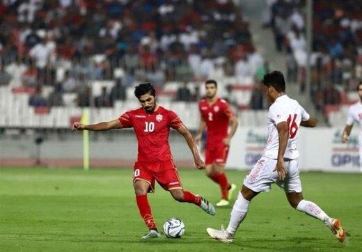 تشکر عجیب AFC از گلزن بحرین به خاطر شکستن رکورد ایران!