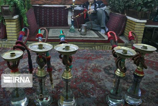 هشدار پلیس به قهوهخانهدارها: پاتوق اراذل را تخته میکنیم