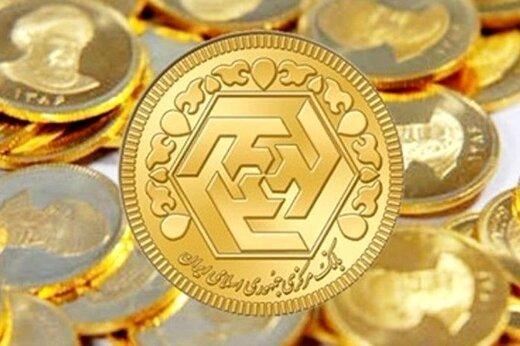 سکه ۲۹ هزار تومان ارزان شد / عقبنشینی ادامهدار قیمت طلا