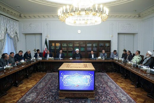 روحانی: حریم خصوصی مردم و اطلاعات در فضای سایبری باید کاملا محفوظ بماند