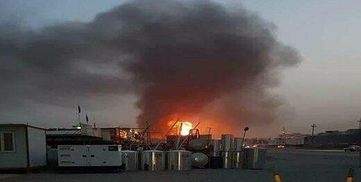 رسانهها از وقوع انفجار در بغداد خبر دادند
