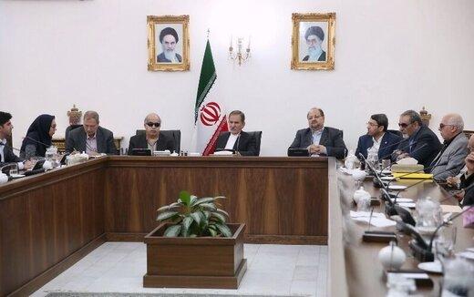 جهانگیری: تحریمهای آمریکا برای به صفر رساندن فروش نفت ایران شکست خورد
