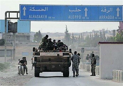 فتح  عینالعرب به دست ارتش سوریه