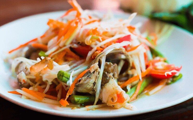 آشنایی با غذاهای پوکت تایلند
