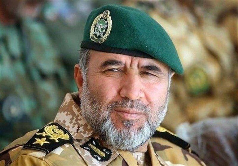 وعده فرمانده نیروی زمینی ارتش برای برپایی سه بیمارستان صحرایی در سیستان و بلوچستان
