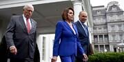دعوای ترامپ و دموکراتهای کنگره به فحاشی و توهین رسید