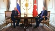 دیدار اردوغان و پوتین هفته آینده برگزار میشود
