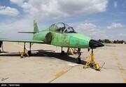 رونمایی از اولین هواپیمای جت آموزشی-رزمی ساخت ایران +مشخصات و عکس