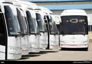 بسیج ناوگان حمل و نقل عمومی برای بازگشت زوار اربعین