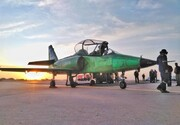 جت یاسین در کنار باور ۳۷۳ ایستاد /گام بلند نظامی برای آموزش خلبانان ارتش +عکس