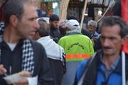 ماموریت ٨۵٠ پاکبان و ۶٠ آتشنشان تهرانی در شهر کربلا