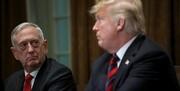 حمله ترامپ به اولین وزیر دفاعش؛ «داعش را خودم شکست دادم، نه متیس»