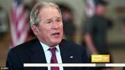 """بوش """"منزوی سازی"""" آمریکا توسط ترامپ را با برای صلح جهانی """"خطرناک"""" دانست"""