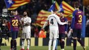 حریفان رئال مادرید و بارسلونا در جامحذفی مشخص شدند