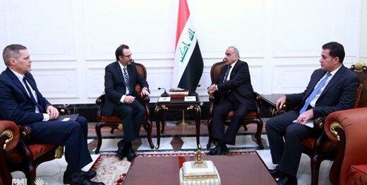 پاسخ نخستوزیر عراق به خواسته معترضان: نیروی حافظ نظم تشکیل می دهیم