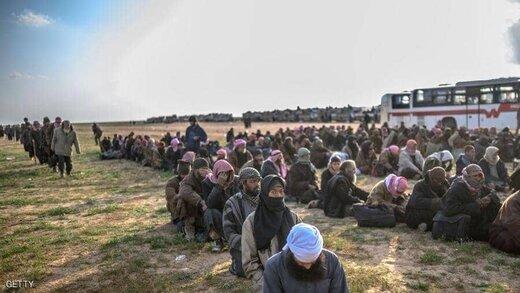 داعشیهای فراری از سوریه بازداشت شدند