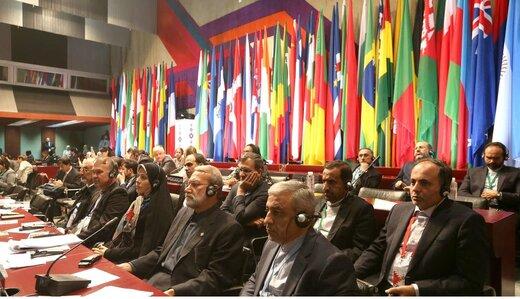 لاریجانی با«دیپلماسی پارلمانی» بهکمک دولت آمد/روزهای شلوغ دربلگراد