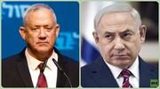 پیشنهاد نتانیاهو به رقیبش برای تشکیل دولت/واکنش گانتس