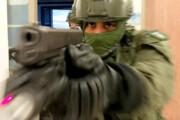 فیلم | مانور نیروی ضدتروریست آلمان در نورنبرگ را میبینید