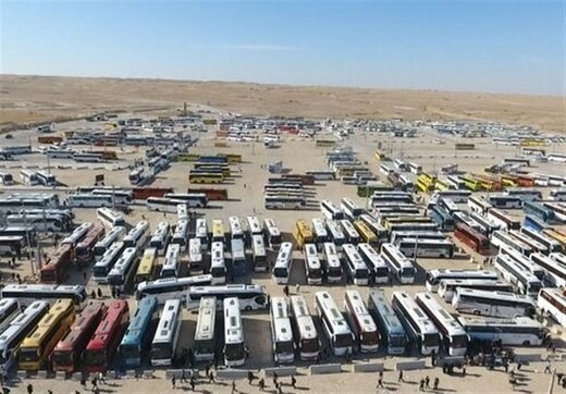 برخورد شدید با گرانفروشی بلیت اتوبوس زائران اربعین