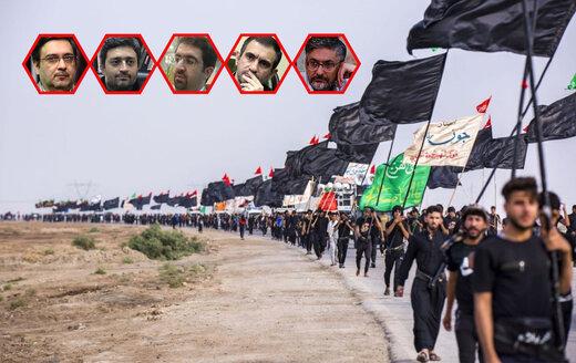 پدیده «راهپیمایی» از نگاه ۵ فعال رسانهای؛ پرچمداران پیامرسان