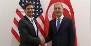 تأکید آنکارا و واشنگتن بر ایجاد یک منطقه امن با احترام به تمامیت ارضی سوریه
