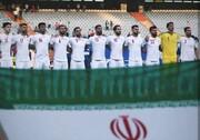 فیلم | عراقیها هم به سرود ملی ایران توهین کردند