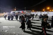 بازگشت ۲۲۰ هزار نفر زائر طی روز گذشته از مرز مهران