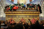 تصاویر | عاشقان سیدالشهدا در کربلای معلی در اربعین حسینی