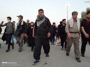 ۶۰ درصد زائران اربعین از مرز مهران تردد کردند