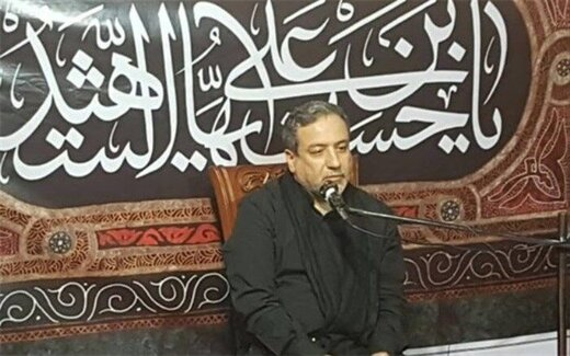 Araghchi terms Arbaeen as movement