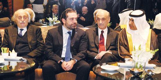 ساز ناکوک دو چهره سیاسی در ناآرامی های لبنان