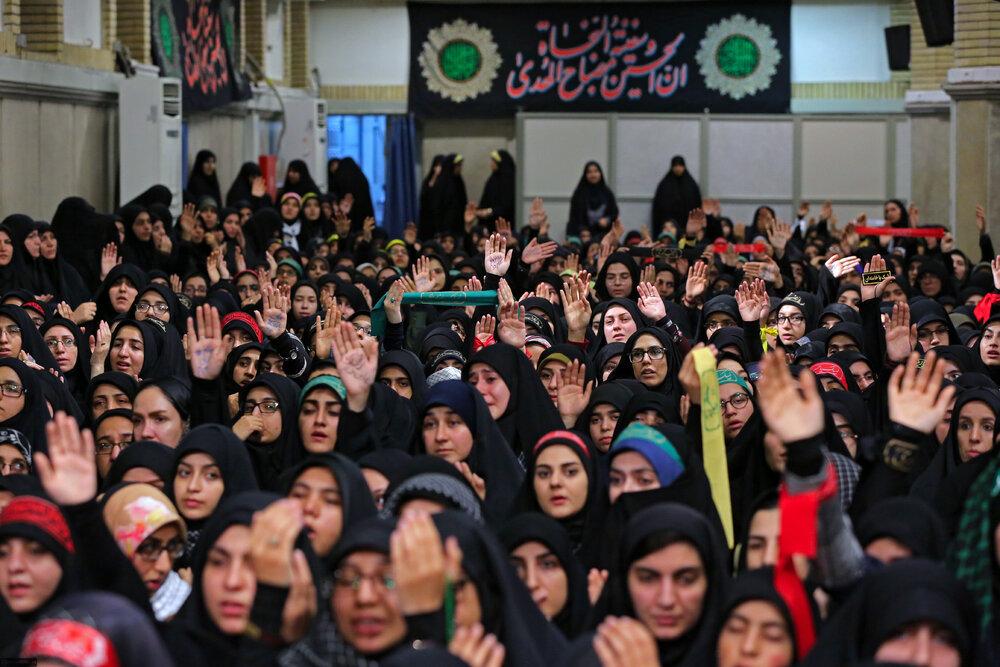 عکس عزاداری اربعین حسینی