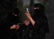 درخواست از زنان سعودی: برقع هایتان را بسوزانید!