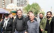 Iran's Veep praises Iraqi gov't, people efforts