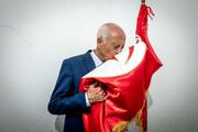 عکس | پژو ۲۰۶ صندوقدار رئیسجمهور تونس خبرساز شد!