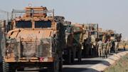 نظامیان آمریکا از عراق وارد حسکه شدند