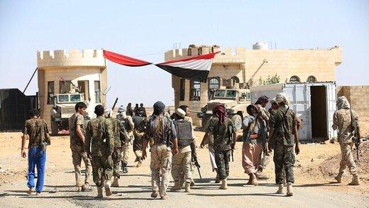 نیروهای منصور هادی مواضع شمال حضرموت را از امارات تحویل گرفتند