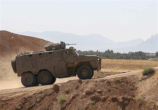 خودروهای نظامی زرهپوش ایران با ویژگیهای منحصر بهفرد را ببینید و بشناسید +تصاویر