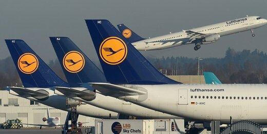 اعتصاب مهمانداران هواپیما در آلمان