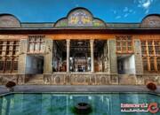 زیباترین باغ ایرانی که تجلی گاه هفت هنر ایران است! +تصاویر