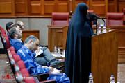 تصاویر | چهارمین دادگاه شبنم نعمتزاده