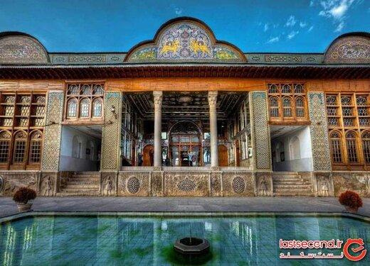 نارنجستان قوام، باغی با جلوگاه هنر ایرانی در شیراز